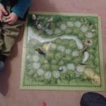 Geisterwäldchen drei Magier spiele