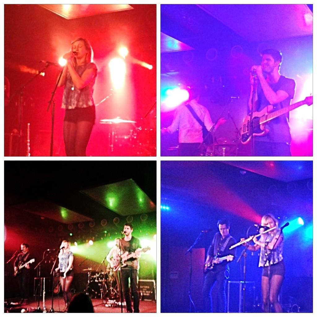 Clubkonzert Berlin Hey Ocean