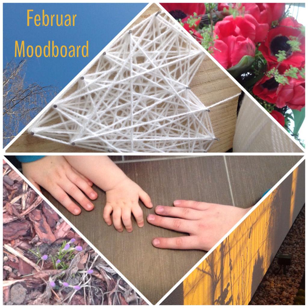 Februar Moodboard