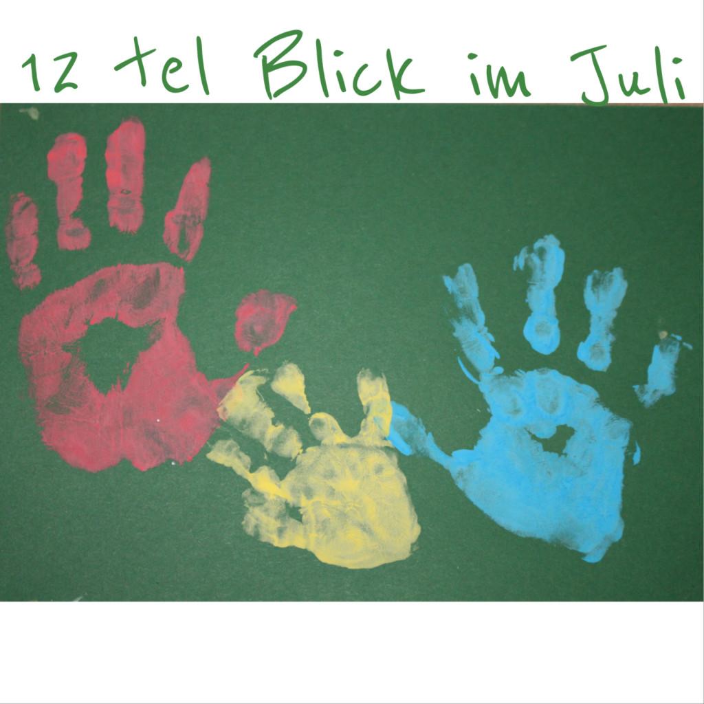 12 tel blick Hände