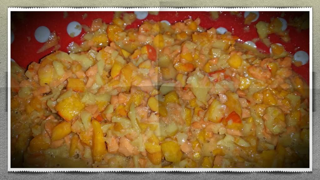 Rezept Kürbis Kartoffel Puffer