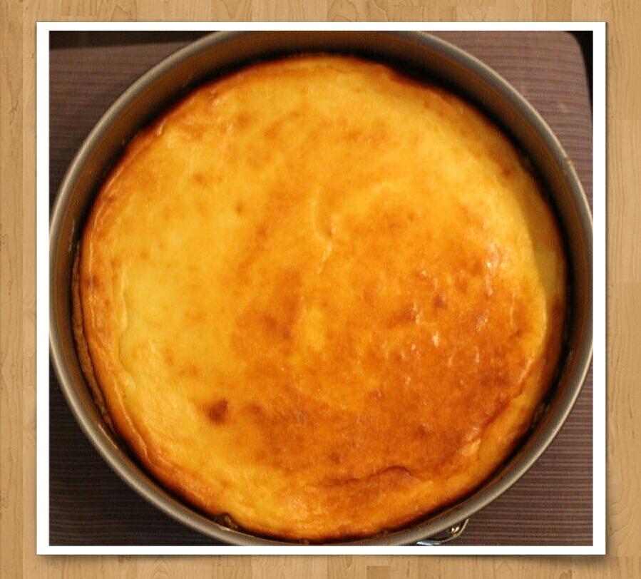 Cheesecake ohne Zucker