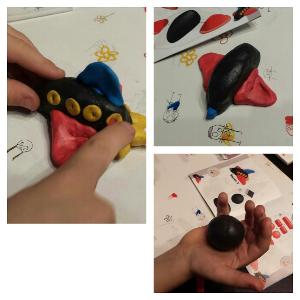 Fimo Kids form & play