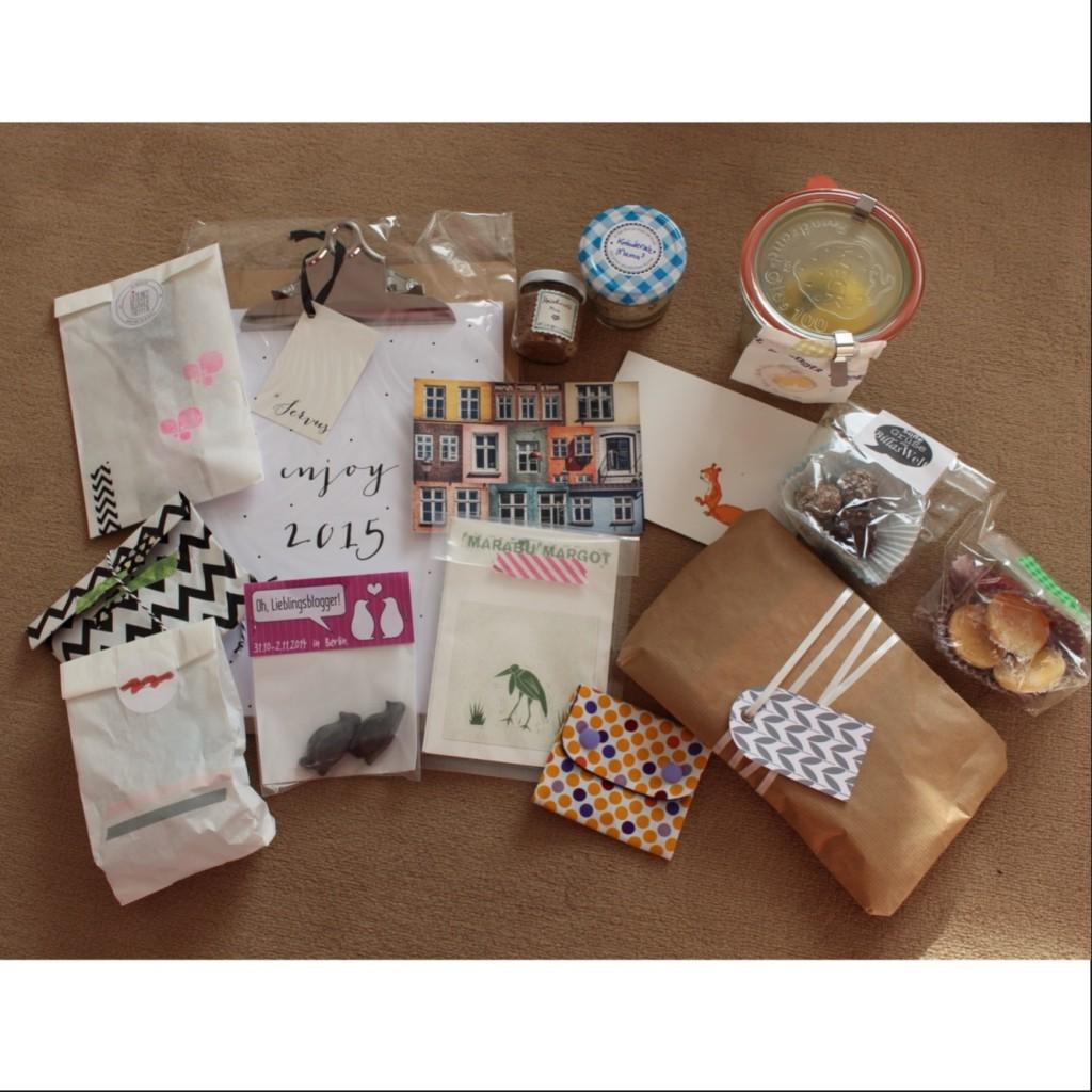 Blogger Geschenke