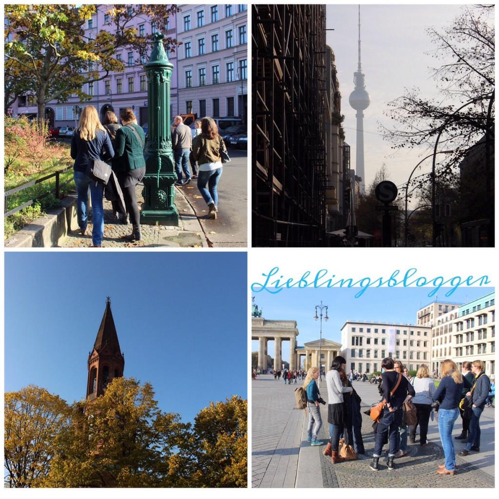 Spaziergang Berlin