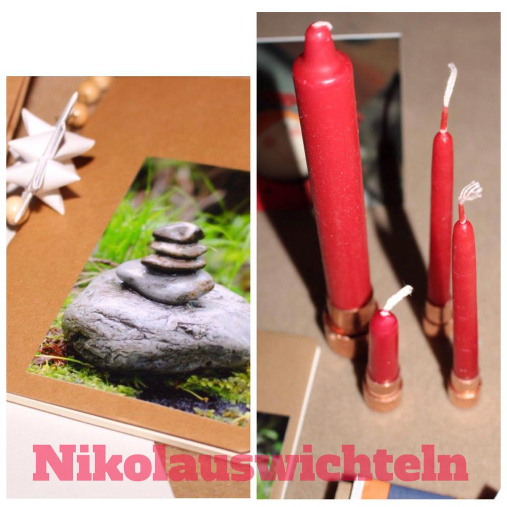 Kupfer Kerzenständer