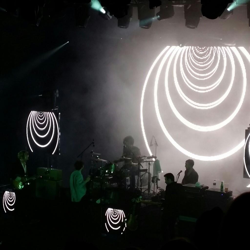 Kooks Konzert 2015 Berlin Kolumbiahalle