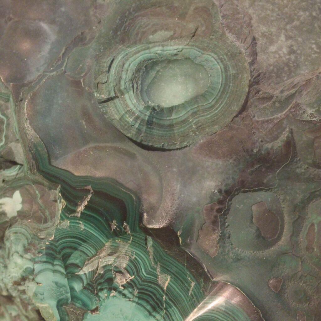 grün Mineral