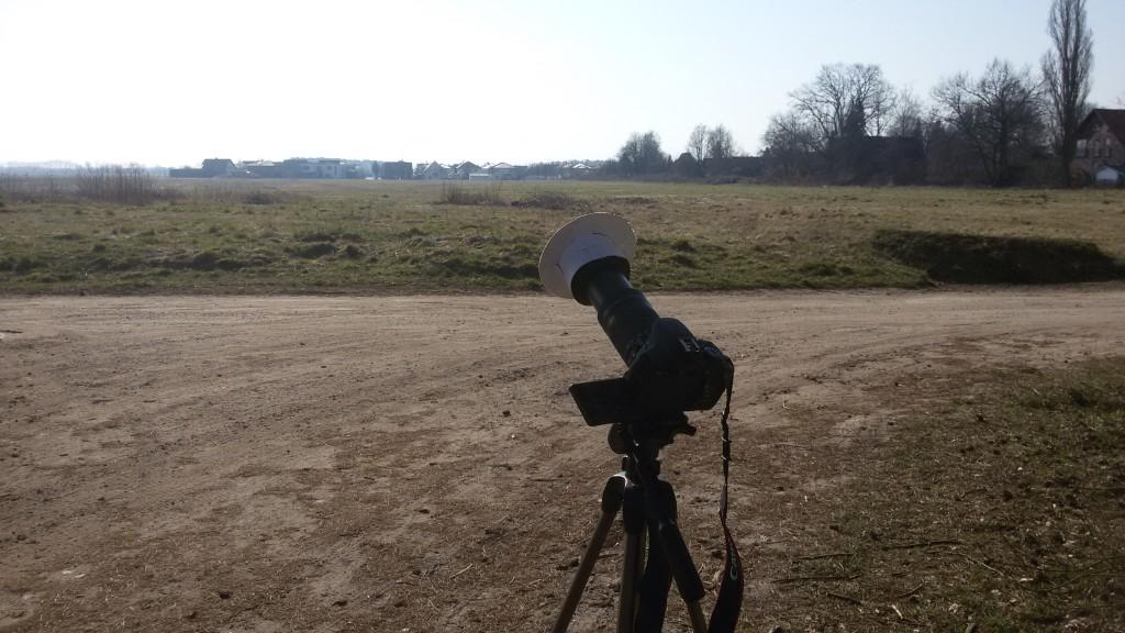Sofi2015 Sonnenfinsternis Eclipse solar sun