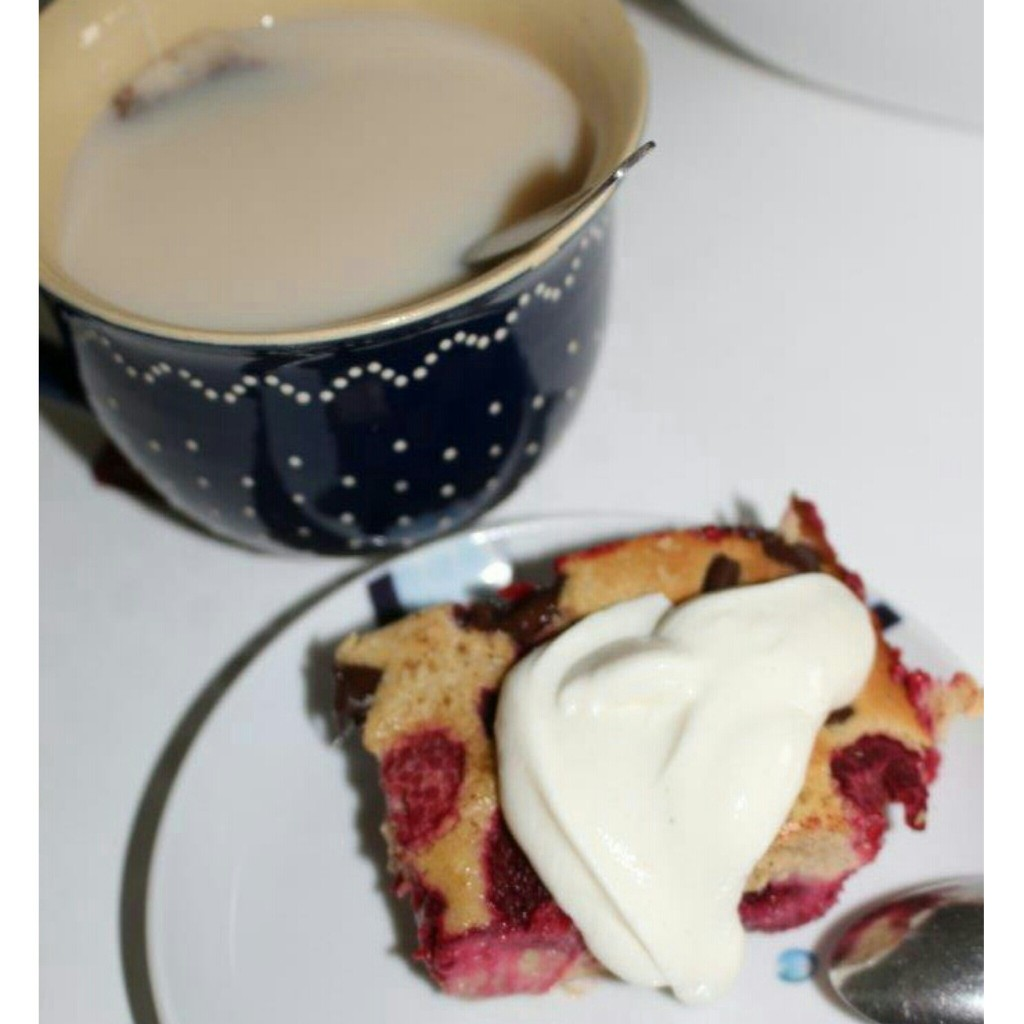 Samstagskaffee Chai Tee Kuchen