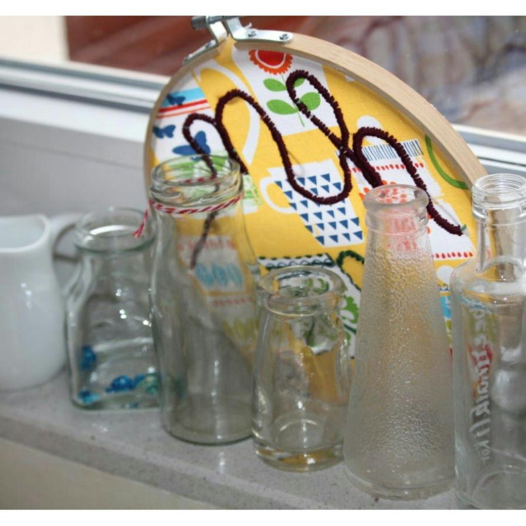 kleine Vasen Sammlung