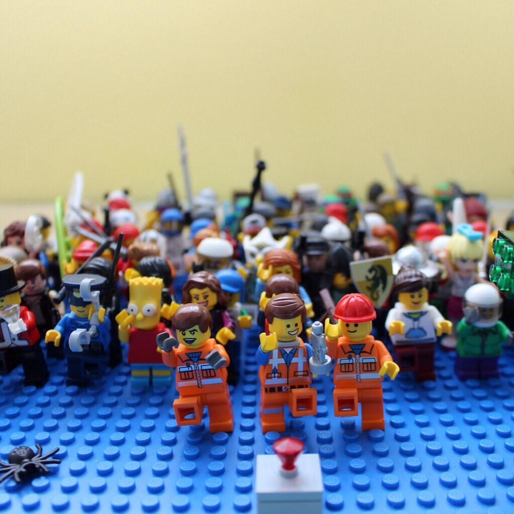 Lego Figuren Suchbild fehlerbild