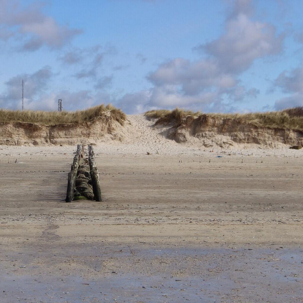 Strand Nordsee Dänemark