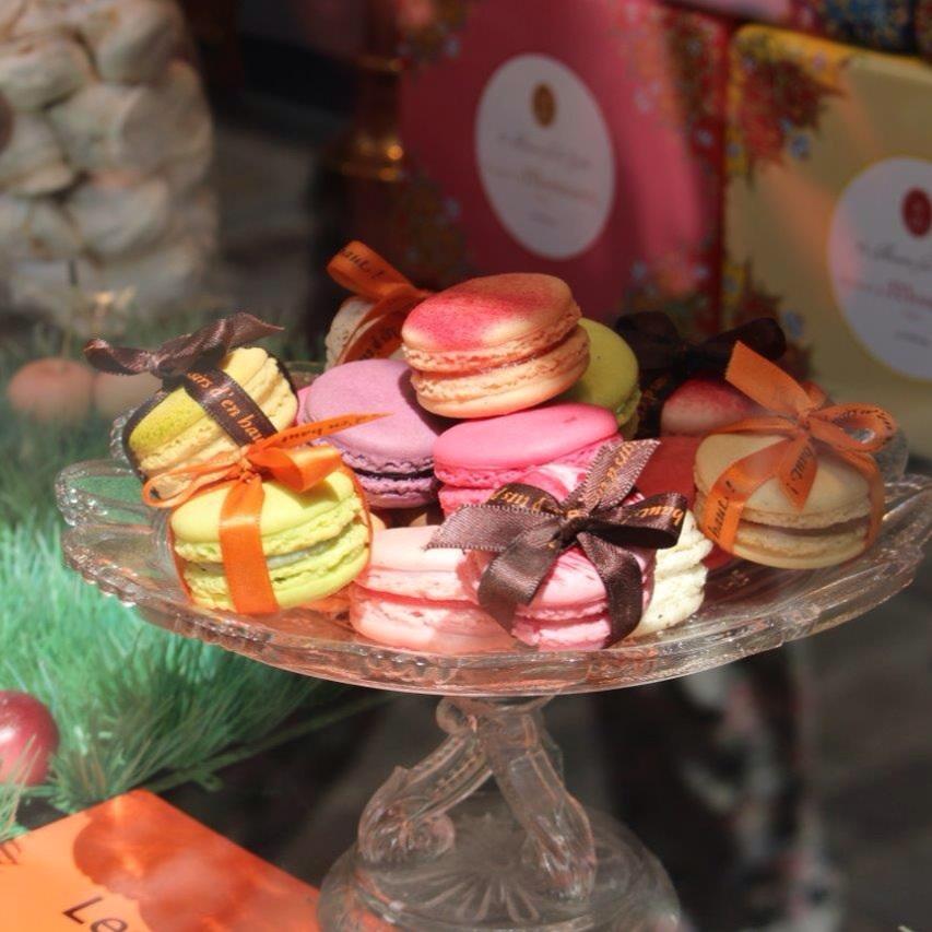 Macarons Paris Frankreich
