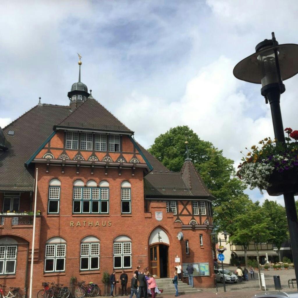 fehmarn Rathaus