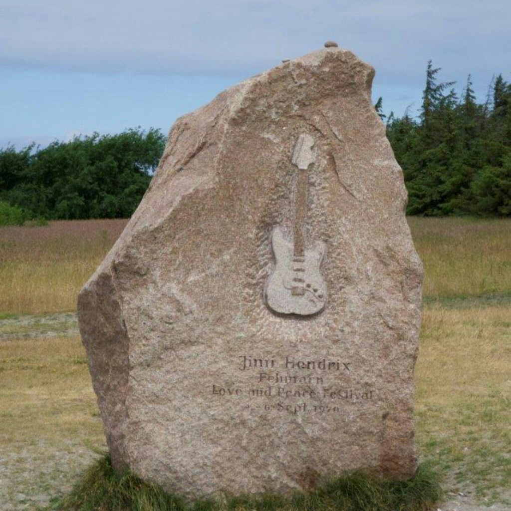 Fehmarn Jimi Hendrix